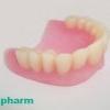 Базисы зубных протезов из акриловой пластмассы Коракрил