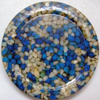 Пример искусственного камня из акриловой литьевой смолы Технакрил-П