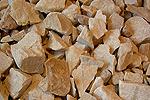 Песчаник дробленый